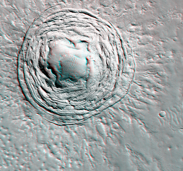 Not Your Ordinary Crater