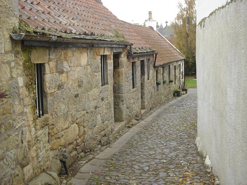 old street in falkland