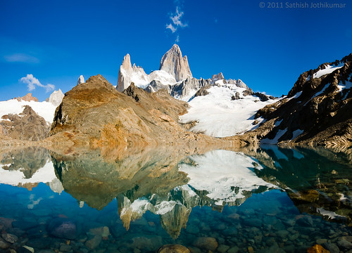 The massif of Fitz Roy