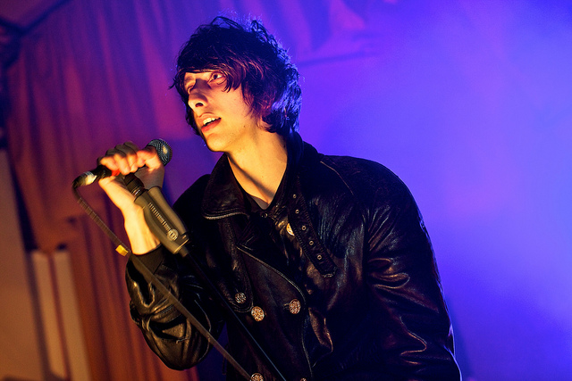 The Horrors @ York Hall 17/06/11