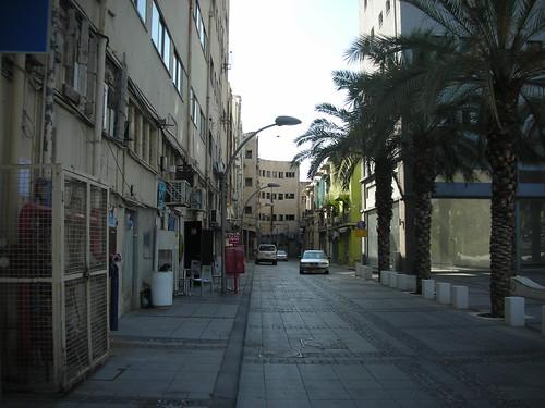 קמפוס הנמל השומם בחיפה