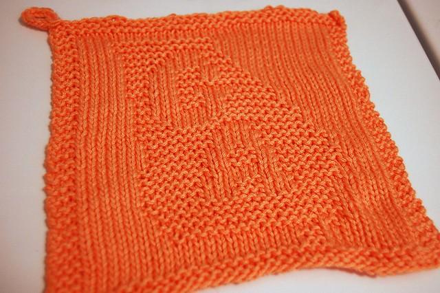 Knitted Dishcloth Patterns States : georgia dishcloth Flickr - Photo Sharing!