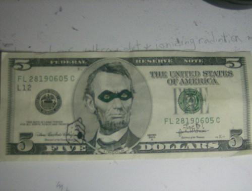 Green Lantern Lincoln