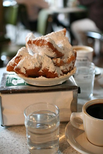 Beignets at Cafe du Monde | by Bill Ruhsam