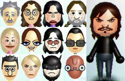 How To Make &Amp; Share Celebrity Mii'S For The Nintendo Wii