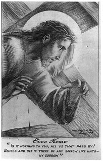 Christ in charcoal PC-1