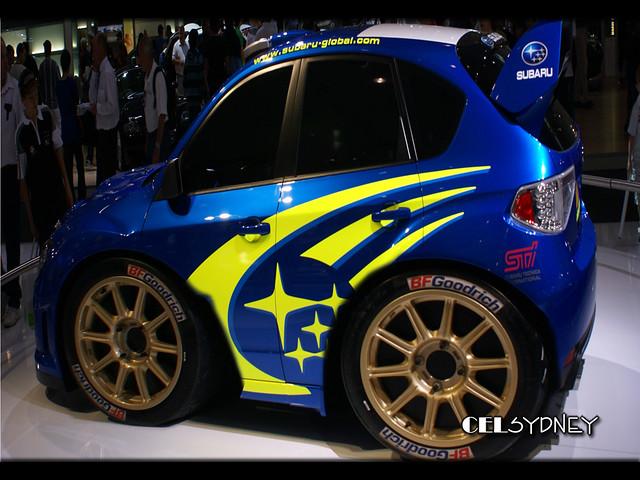 Mini Subaru WRX STi | www.celsydney.com - Mini Supercars ...