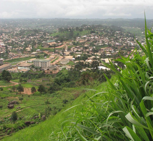 Bamenda below | Flickr - Photo Sharing!