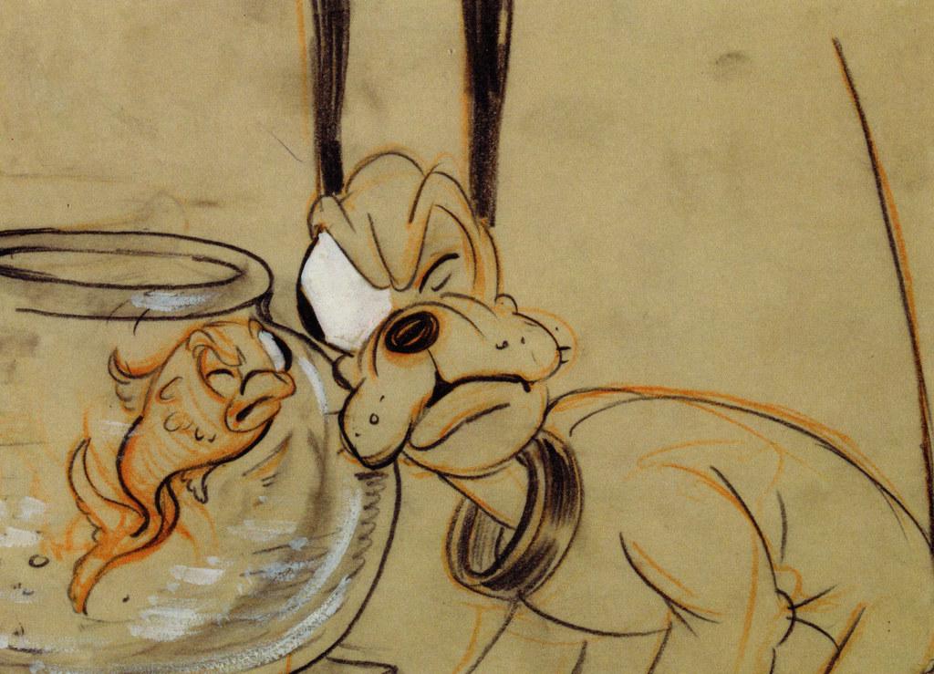 Pluto the art of disney - Le noel de pluto ...
