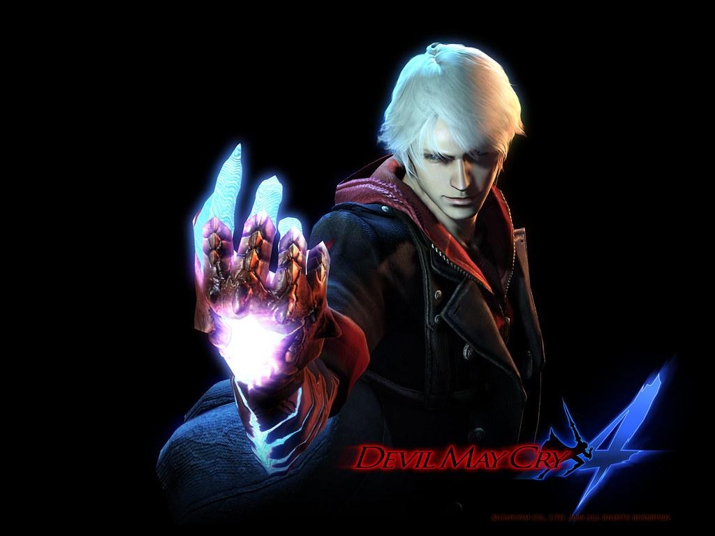 Devil May Cry 4 Wallpaper The Newest Wallpaper Ever Exclus Flickr