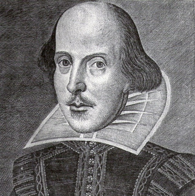 William Shakespeare from Flickr via Wylio