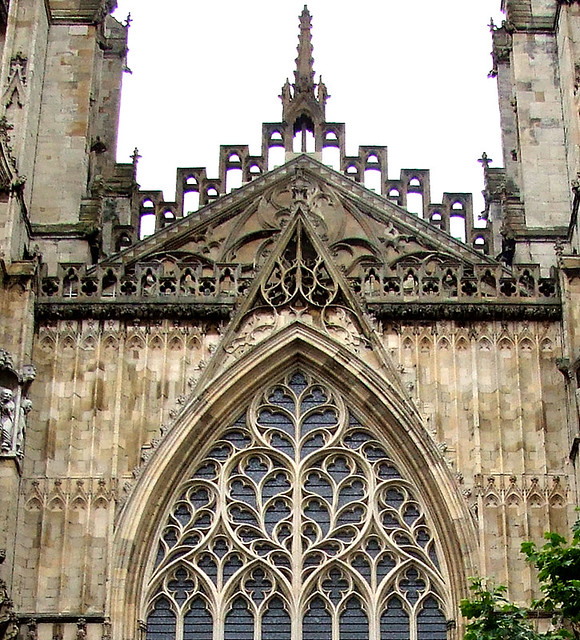 York minster exterior west window detail cathedral for West window york minster