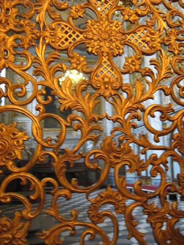 Kaple sv. Kříže: closed for construction