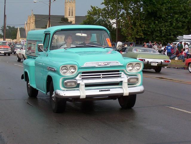 59 Chevy Pickup | Autos Weblog