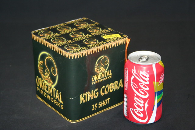 EpicFireworks - King Cobra