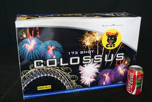 Colossus 173 Shot