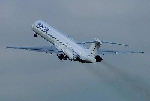 MDD MD-83 G-FLTK