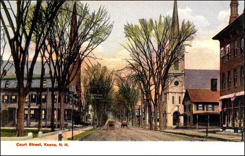 Court Street, Keene, NH