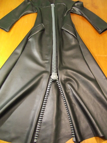 giant design costume cosplay coat plastic zipper etsy supplies 13 organization kingdomhearts xiii kingdomhearts2 kingdomheartsii organizationxiii chainofmemories 30gauge giantzipper orgxiiiorg giantzippers