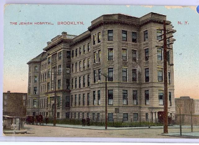 Brooklyn chronic Disease Hospital - Weebly