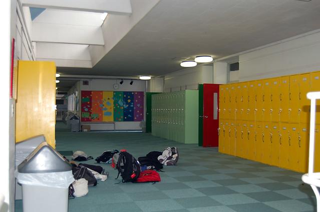 Middle School Locker Designs