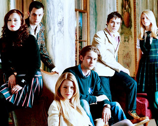 Gossip Girl Season 1 Cast