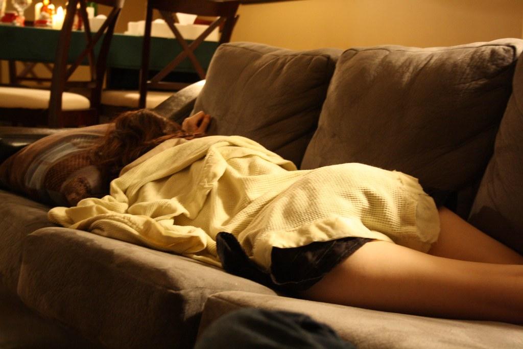 szkodliwe dla biustu - spanie