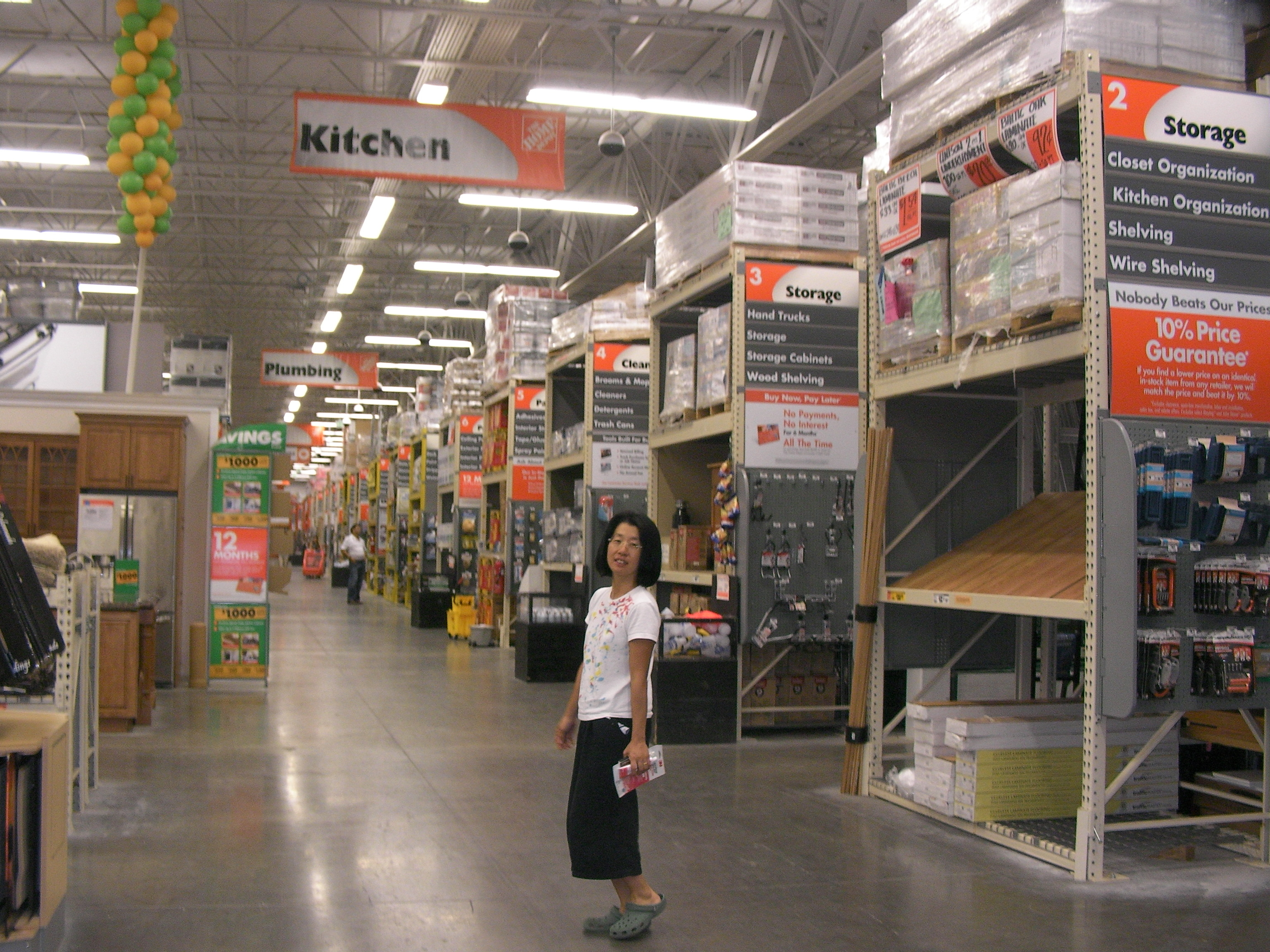 Home Depot Store Us home depot store is big