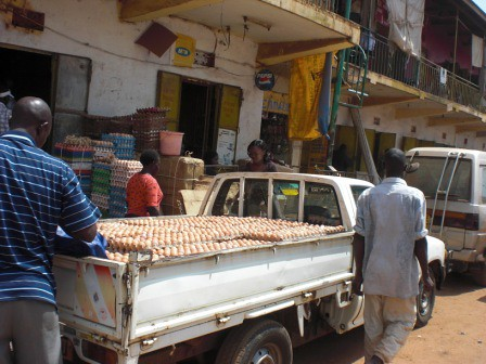 Kampala markets