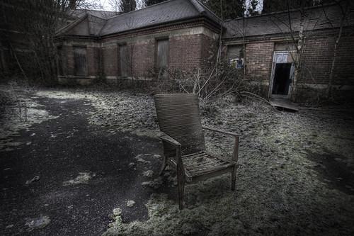 Hellingley abandoned asylum by andre govia