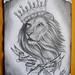 Lion of Judah by Sheron Anne
