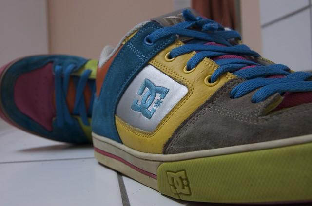 Dc Shoes Pure Baskets Basses Mixte Adulte