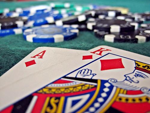 Libro de blackjack