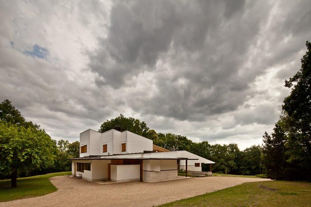La Maison Louis Carré / Louis Carré Residence | Architect: A… | Flickr