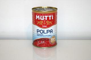 08 - Zutat Tomatenstücke / Ingredient tomatoes