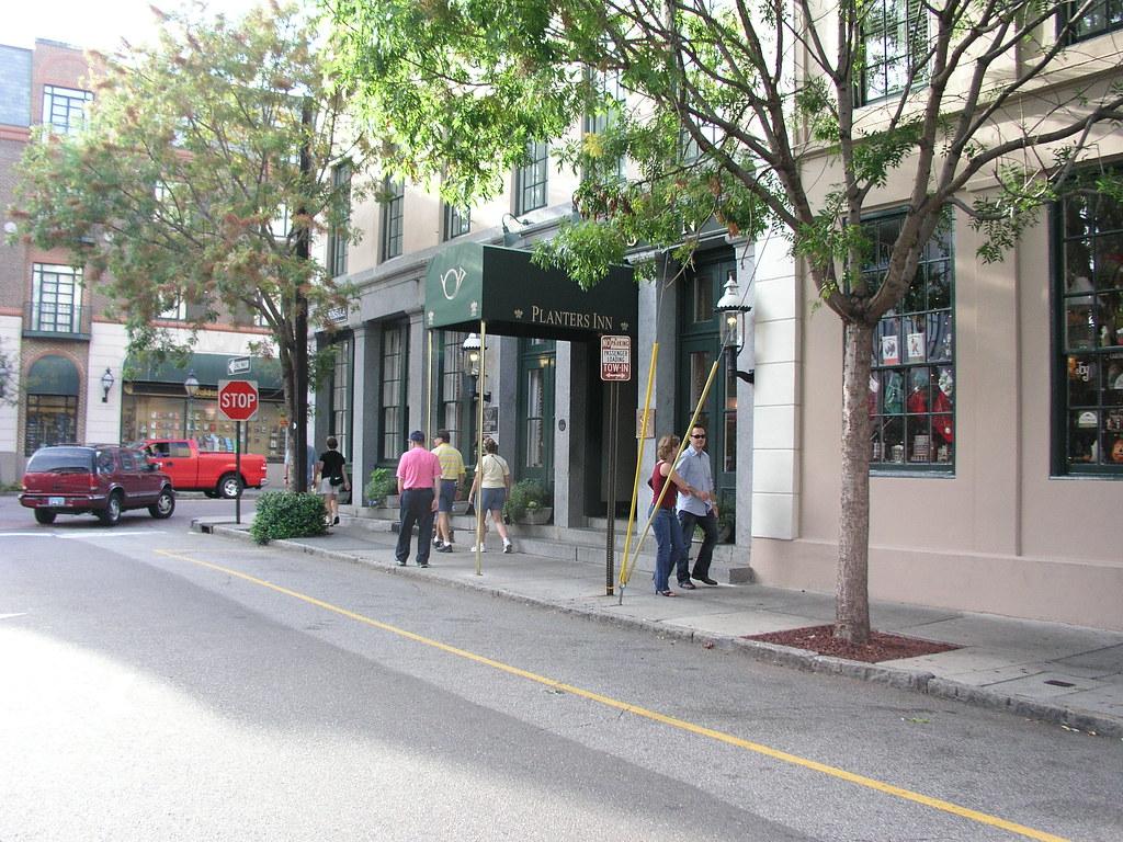 Planters Inn, Charleston, South Carolina