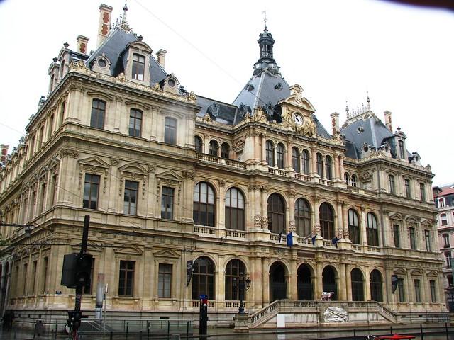 Chambre de Commerce et du0026#39;Industrie de Lyon, Lyon, France : Flickr ...