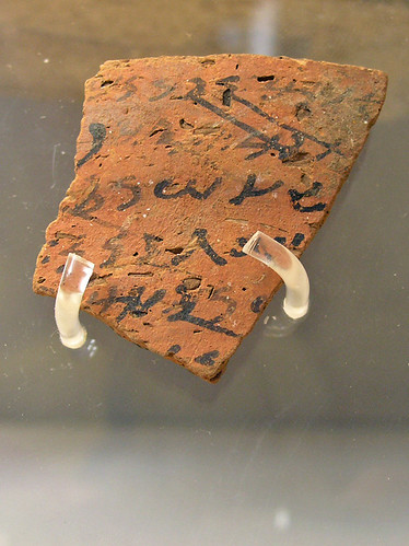 Nubian Ostracon