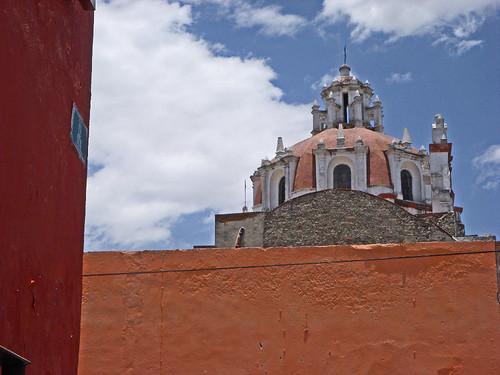 Capilla del Rosario in Santo Domingo Church
