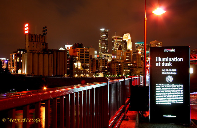 RedBull Illume Minneapolis