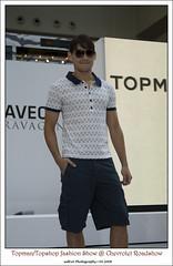 Topman/Topshop Fashion Show 2008