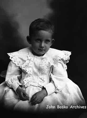 A Boy in a Dress