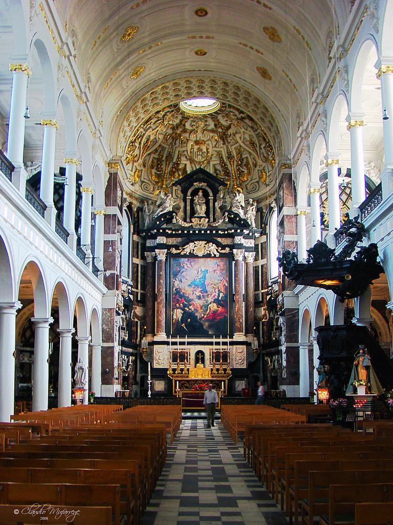 Antwerp, Belgium 108 - St. Carolus Borromeus Church by Claudio.Ar