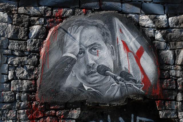 Михаил Саакашвили не оправдал ожиданий грузин, автор: Abode of Chaos, источник: flickr
