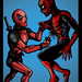 Deadpool Vs. Spider-Man