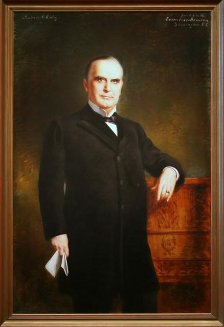 William McKinley, Twenty-fifth President 1897-1901