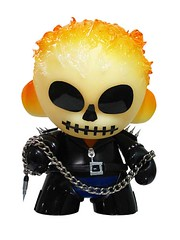 munny ghost rider | by JAN CALLEJA