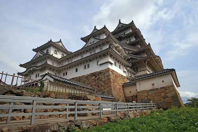 Shirasagi·jō - Main Tower