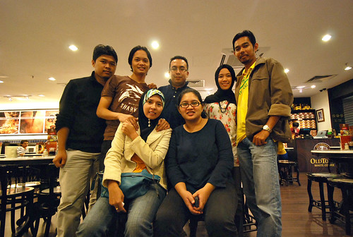 Meetup CS224 at Old Town White Coffee 13