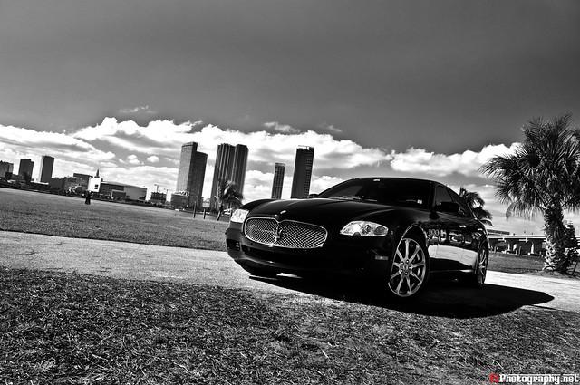 Maserati Quattroporte Executive Gt Sedan  Door Long Island